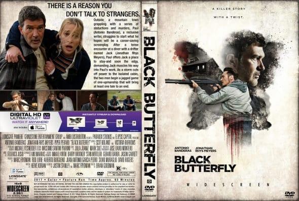 Álom a filmekben- Black-Butterfly