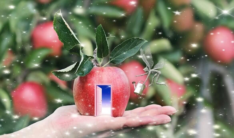 Almával álmodni mit jelent?
