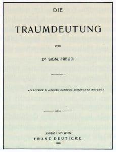 Sigmund Freud Álomfejtes